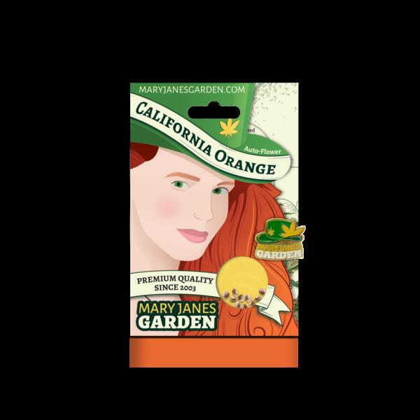 California Orange Package Mock Up