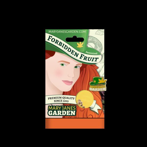 Forbidden Fruit Package Mock Up