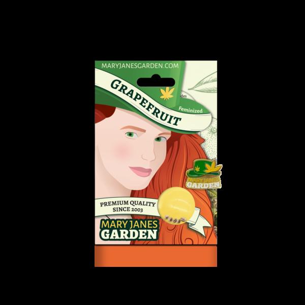 Grapefruit Package Mock Up